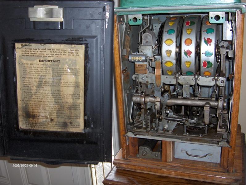 Старые Игровой Автомат